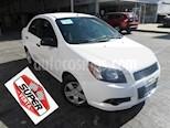 Foto venta Auto usado Chevrolet Aveo 4p LS L4/1.6 Aut (2016) color Blanco precio $133,000