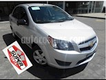 Foto venta Auto usado Chevrolet Aveo 4p LS L4/1.6 Aut (2018) color Plata precio $156,000