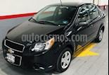 Foto venta Auto usado Chevrolet Aveo 4p LS L4/1.6 Man (2014) color Negro precio $98,000