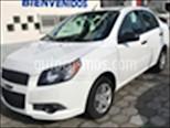 Foto venta Auto usado Chevrolet Aveo 4P LT L4/1.6 AUT (2017) color Blanco precio $145,500
