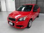 Foto venta Auto usado Chevrolet Aveo 4p LT L4/1.6 Aut (2015) color Rojo precio $130,000
