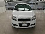Foto venta Auto usado Chevrolet Aveo 4p LT L4/1.6 Aut (2015) color Blanco precio $120,000