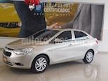 Foto venta Auto usado Chevrolet Aveo 4p LT L4/1.6 Man (2018) color Beige precio $208,900