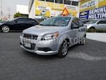 Foto venta Auto usado Chevrolet Aveo 4p LT L4/1.6 Man (2017) color Plata precio $137,900