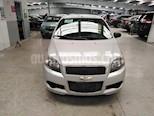 Foto venta Auto usado Chevrolet Aveo 4p LT L4/1.6 Man (2015) color Plata precio $110,000