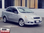 Foto venta Auto usado Chevrolet Aveo 4p LT L4/1.6 Man (2012) color Plata precio $98,000