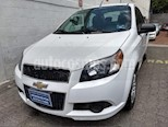 Foto venta Auto usado Chevrolet Aveo 4p LT L4/1.6 Man (2017) color Blanco precio $125,000