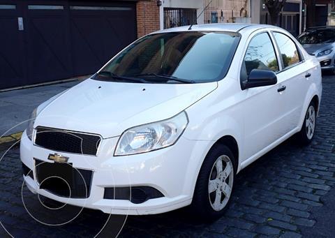 Chevrolet Aveo LS usado (2014) color Blanco precio $950.000
