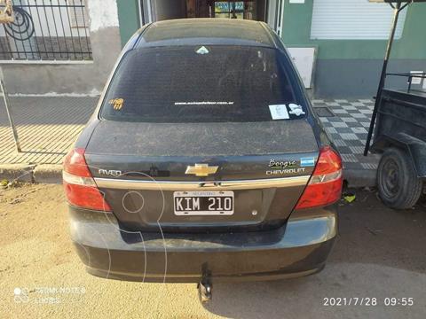 Chevrolet Aveo LT usado (2011) color Gris precio $800.000