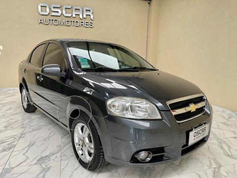 Chevrolet Aveo LT usado (2011) color Gris Tormenta precio $939.000