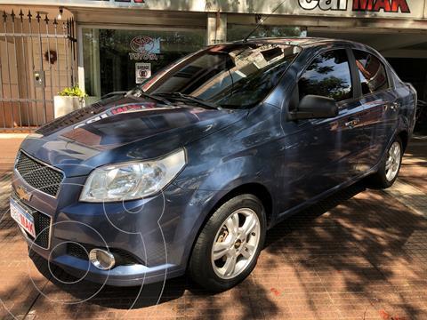 Chevrolet Aveo LT usado (2012) color Azul precio $595.000