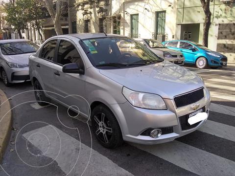 Chevrolet Aveo LS usado (2014) color Gris precio $959.000