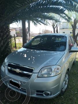 Chevrolet Aveo LT usado (2011) color Gris precio $700.000