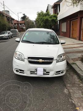 Chevrolet Aveo LT usado (2011) color Blanco precio $700.000