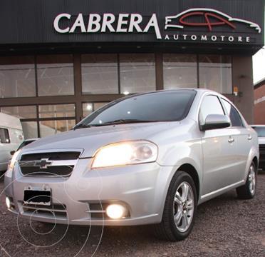Chevrolet Aveo LT 1.6 MT (103cv) 4Ptas. (L08) usado (2011) color Gris precio $650.000