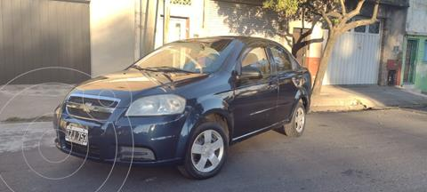 Chevrolet Aveo LS usado (2010) color Azul Imperial precio $530.000