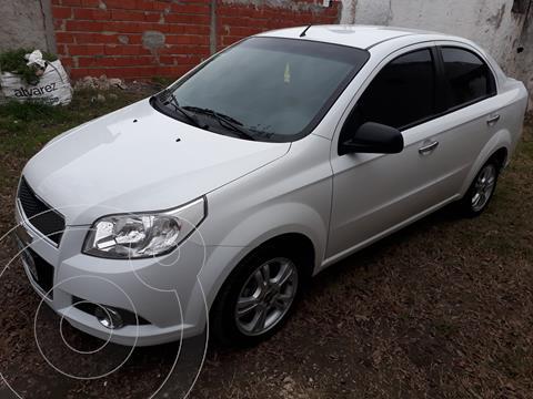 Chevrolet Aveo LT usado (2013) color Blanco precio $930.000