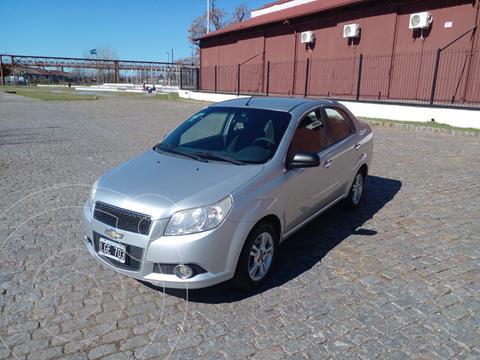 Chevrolet Aveo LS usado (2012) color Gris precio $800.000