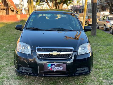 Chevrolet Aveo LS usado (2011) color Negro precio $780.000