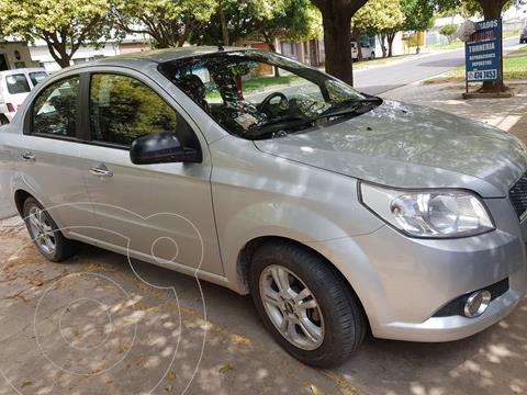 Chevrolet Aveo LT usado (2013) color Plata precio $680.000