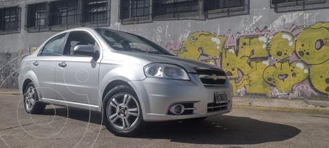 Chevrolet Aveo LT Aut usado (2010) color Gris Plata  precio $610.000