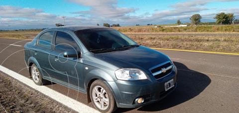 Chevrolet Aveo LT usado (2009) color Gris precio $680.000