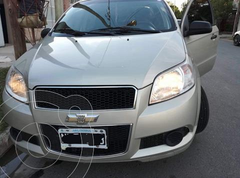 Chevrolet Aveo LS usado (2013) color Beige precio $750.000