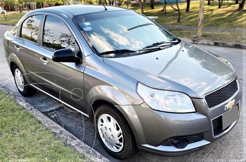 Chevrolet Aveo LS usado (2012) color Gris precio $745.000