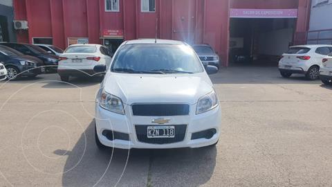Chevrolet Aveo LS Coupe usado (2012) color Blanco precio $660.000