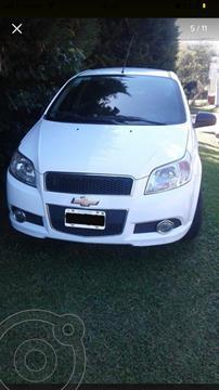 Chevrolet Aveo LS usado (2014) color Blanco precio $890.000