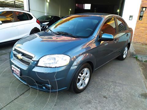 Chevrolet Aveo LT usado (2009) color Gris Urbano precio $700.000