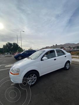 Chevrolet Aveo 1.4L  usado (2004) color Blanco precio $3.600.000