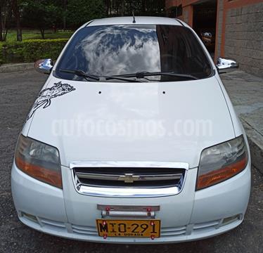 Chevrolet Aveo 1.6L Ac usado (2012) color Blanco precio $18.500.000