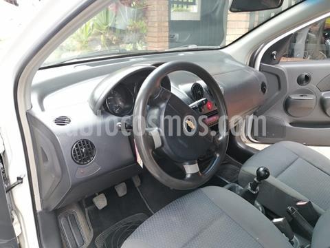 Chevrolet Aveo 1.6L Ac usado (2009) color Blanco precio $16.500.000