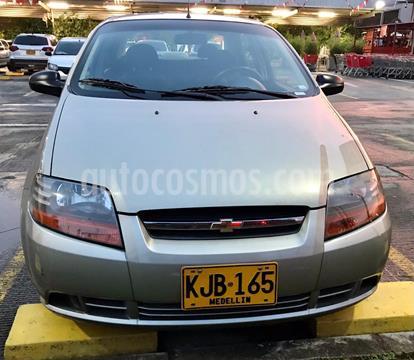 Chevrolet Aveo sedan 1.600 Aire usado (2012) color Bronce precio $19.000.000