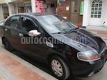 Chevrolet Aveo Sedan 1.4L AA usado (2007) color Negro precio $15.500.000