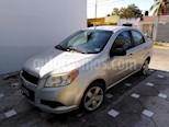 Foto venta Auto usado Chevrolet Aveo LS Aa radio (Nuevo) (2012) color Plata precio $80,000