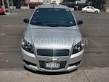 Foto venta Auto usado Chevrolet Aveo LS Aa Radio Aut (Nuevo) (2015) color Plata precio $120,000
