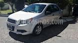 Foto venta Auto usado Chevrolet Aveo LS Aa Radio Aut (Nuevo) (2015) color Plata Brillante precio $120,000