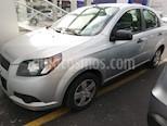 Foto venta Auto usado Chevrolet Aveo LS Aa Radio Aut (Nuevo) (2013) color Plata Brillante precio $105,000