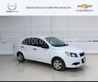 Foto venta Auto usado Chevrolet Aveo LS Aa Radio y Bolsas de Aire (Nuevo) color Blanco precio $140,000