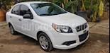 Foto venta Auto Seminuevo Chevrolet Aveo LS Aa Radio y Bolsas de Aire Aut (Nuevo) (2013) color Blanco precio $78,000