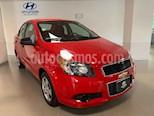 Foto venta Auto usado Chevrolet Aveo LS Aa (2015) color Rojo precio $113,000