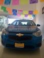 Foto venta Auto Seminuevo Chevrolet Aveo LS Aa (2018) color Azul Oceano precio $175,000