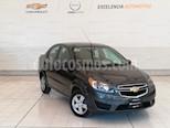 Foto venta Auto usado Chevrolet Aveo LS Aa (2017) color Gris precio $139,000