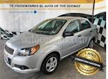 Foto venta Auto Seminuevo Chevrolet Aveo LS Aa (2016) color Plata precio $135,000