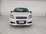 Foto venta Auto usado Chevrolet Aveo LS Aa (2014) color Blanco precio $99,000