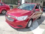 Foto venta Auto usado Chevrolet Aveo LS Aut (Nuevo) (2018) color Rojo Victoria precio $170,000