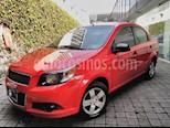 Foto venta Auto Seminuevo Chevrolet Aveo LS Aut (2013) color Rojo precio $92,000