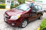 Foto venta Auto usado Chevrolet Aveo LS Aut (2017) color Rojo precio $159,000